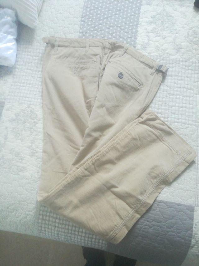 Pantalon Zara Man Hombre Sin Estrenar De Segunda Mano Por 10 En Las Rozas De Madrid En Wallapop