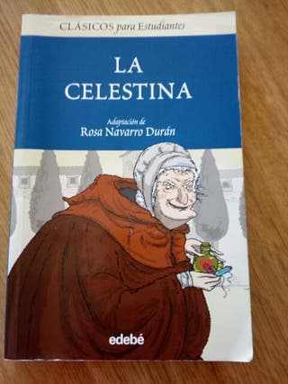 Libro. La Celestina.