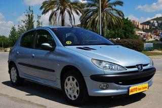 Peugeot 206 1.6 5p Automático! CON GARANTÍA!