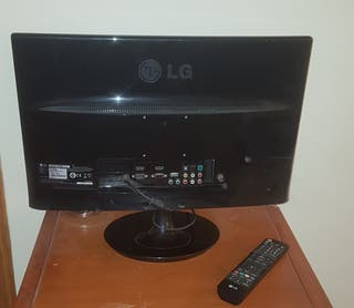 "Televisor LG 20"""