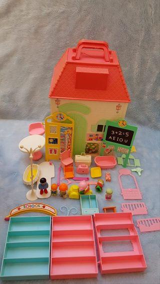 Casita juguete Nursery antigua