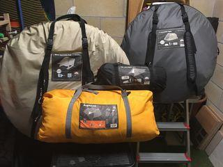 Kit tiendas de campaña Quechua
