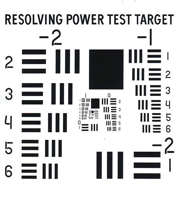 Calibración automatica de objetivos
