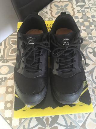 Zapatos de seguridad talla 38 39