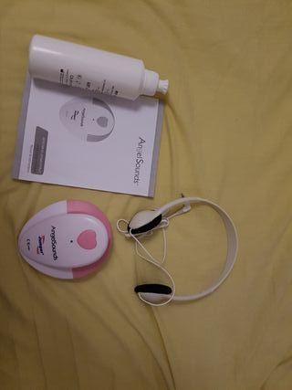 Detector de latidos fetales