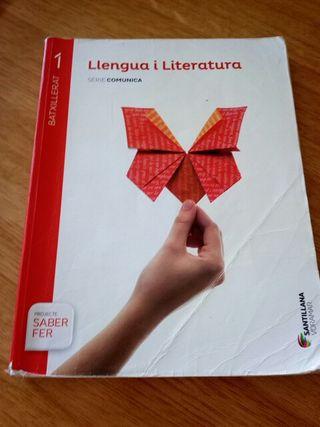 Libro Llengua i Literatura