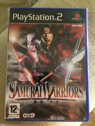 Samurai Warriors para Ps2