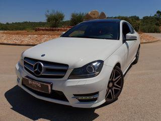 Mercedes-Benz Clase C 220Cdi 170cv amg plus