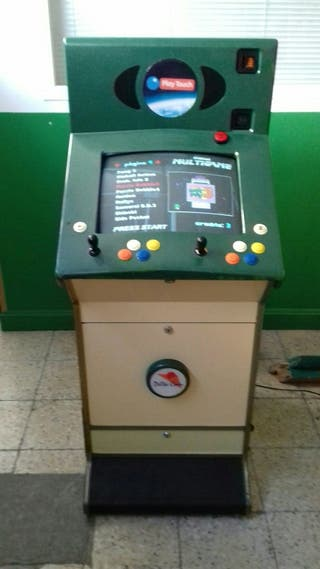 Arcade Maq multijuego 100 juegos Gamemania.