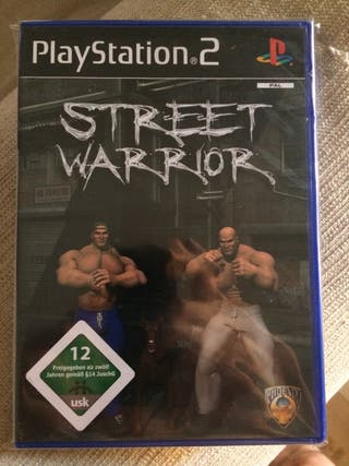 Street Warrior para Ps2