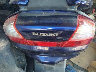 Suzuki burgman