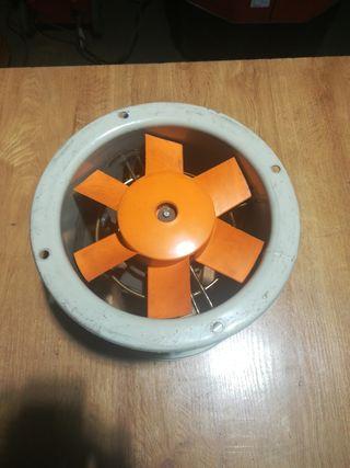 Extractor ventilación. Sodeca