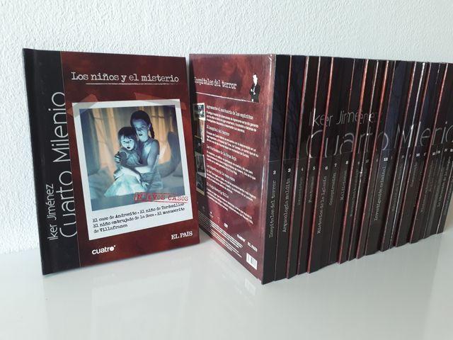 DVD CUARTO MILENIO de segunda mano por 55 € en Málaga en WALLAPOP