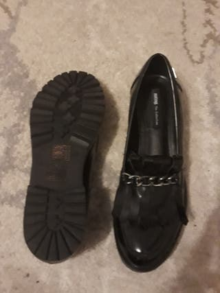 Black Shoes - Sizes 6 and 7