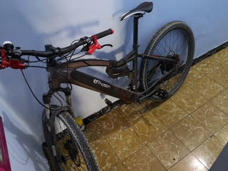 Bicicleta eléctrica bh evo 29