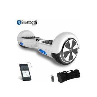 Hoverboard Patinete Eléctrico Scooter Talla LED 35