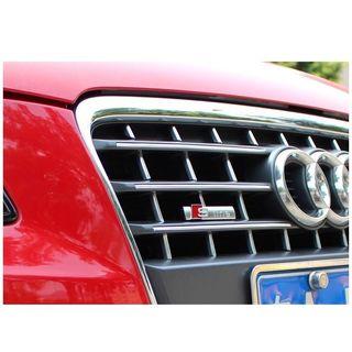 Emblema logo Audi S-line