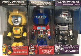 TRANSFORMERS - WACKY WOBBLERS