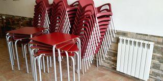 sillas terraza bar