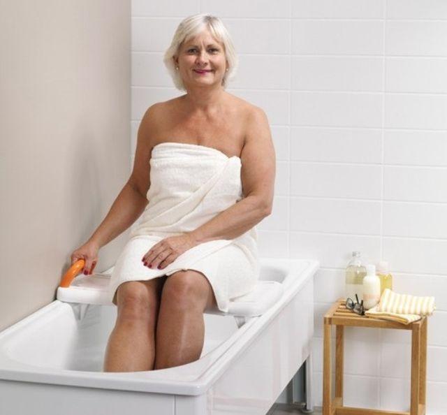 Banco para bañera