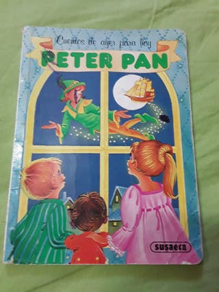 CUENTO PETER PAN 1987