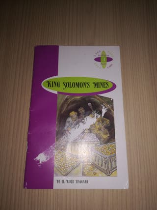 King Solomon's Mines 3º ESO Burlington Books