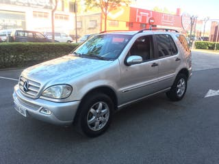 Mercedes-Benz ml 2003