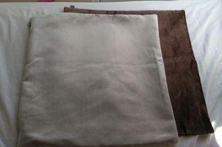 x2 Cojín Ikea + funda Textura