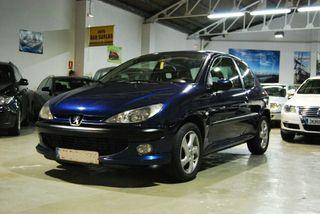 Peugeot 206 2.0 HDI CON GARANTÍA INCLUIDA!