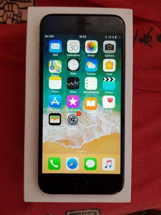 IPhone 7 32gb negro libre en perfecto estado
