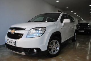 Chevrolet Orlando 1.8LT+GLP 141cv 2012