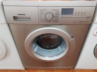 Lavadora Siemens Inox 7 K 1200 Rpm A+A GARANTIA