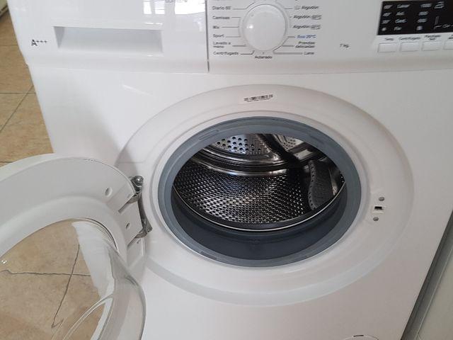 lavadora 7 kg A+++