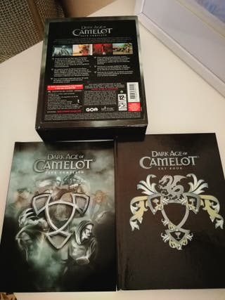 PC CD ROM - DARK AGE OF CAMELOT