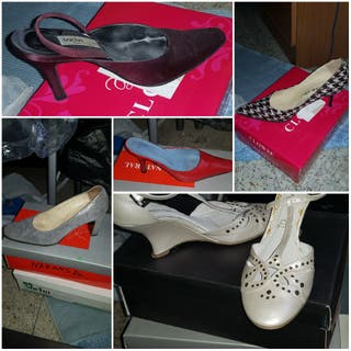 lote zapatos n36/37