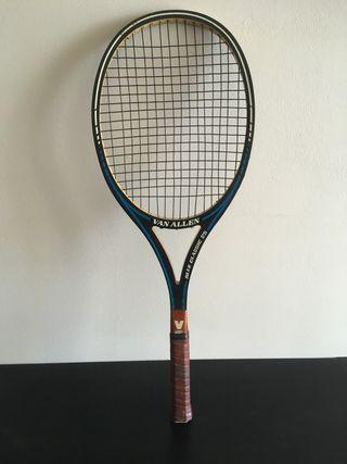 Raqueta vintage Van Allen