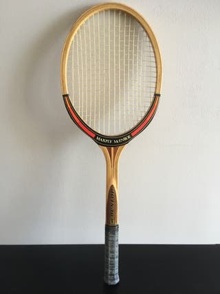Raqueta Dunlop John mcenroe