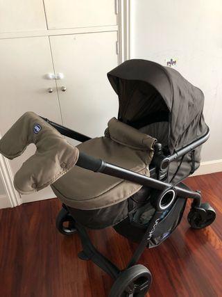 Carrito bebé de 0 a 36 meses