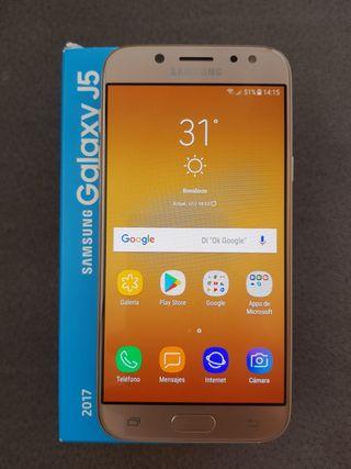 Samsung galaxy J5 16gb dorado libre nuevecito