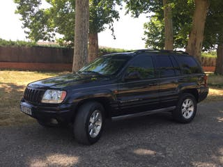 Jeep Grand Cherokee 4.7 v8 limited