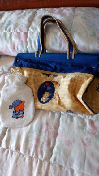 boso de viaje para bebe