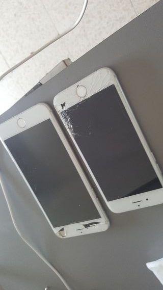 iphone 6s y iphone 6 plus
