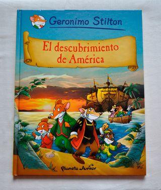 Libro El descubrimiento de América