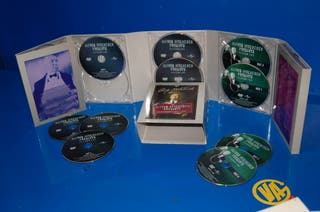 ALFRED HITCHCOCK PRESENTA-12 dvds-SERIE 1 y 2