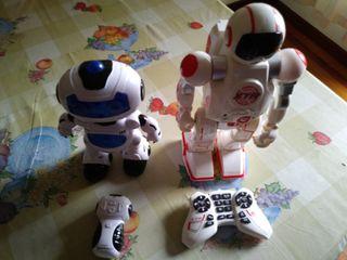 juguete minibot spybot