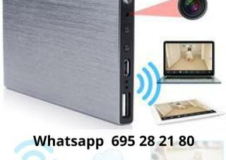Bank videocamara WIFI maxima resolucion kxb