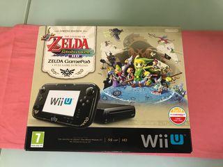 Wii U PREMIUN PACK ZELDA