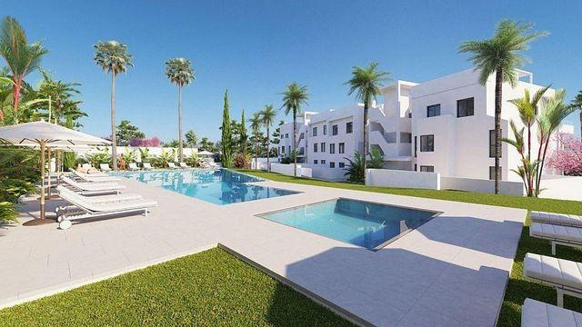Apartamento en venta en Estepona Oeste - Valle Romano - Bahía Dorada en Estepona (La Gaspara, Málaga)