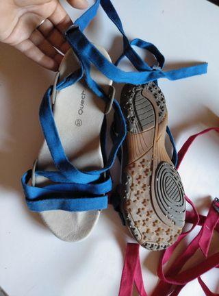 Mujer Wallapop Zapatos Para Mano Segunda En De Munt Arenys W2IeE9bHYD