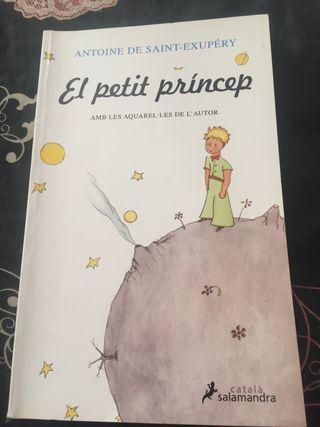 Libro El petit Princep